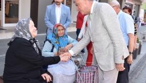 Ali Engin'den Ekrem İmamoğlu'na destek turu