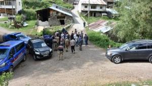 Ardahan'da Köyün tahliye edilip edilmeyeceğine inceleme sonrası karar verilecek