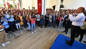 """Başkan Soyer, """"İzmir Türkiye'nin umudu"""""""