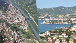 Bosna Hersek Foça ile kardeş kent oldu