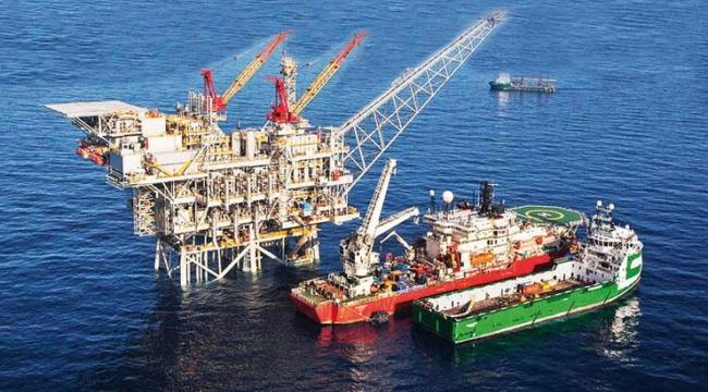 Doğu Akdeniz'de 9 milyar dolarlık oldubitti