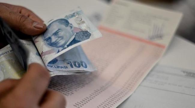 Emekliye en az 2 bin 544 lira