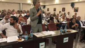 MHP'li Karşıyaka Belediye Meclisi Üyesi Dikmen'den