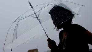 Sağanak ve gök gürültülü sağanak yağış uyarısı