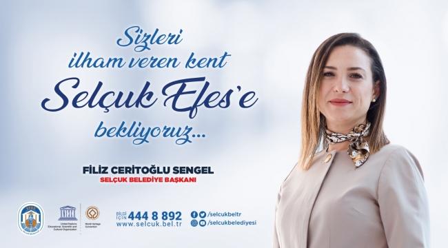 SELÇUK EFES... BİR DÜNYA MARKASI OLACAK'