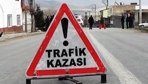 Ardahan'da trafik kazası: 3 yaralı