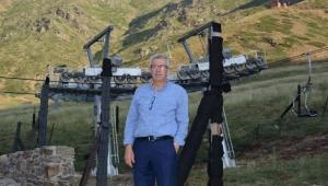 Başkan Mehmet Eriş'den Bozdağ'da İnceleme