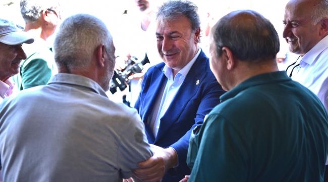 Bornova'nın köyleri üretimle kalkınacak