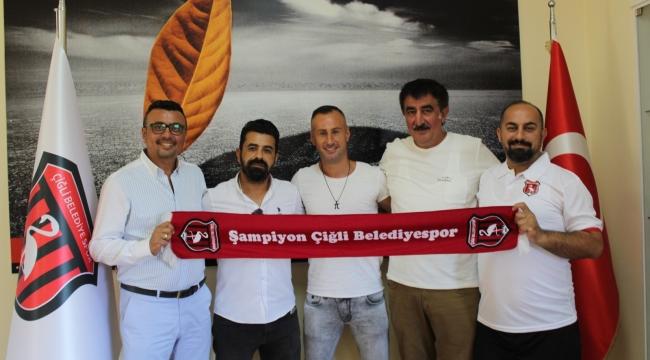 ÇİĞLİ BELEDİYESPOR'DAN TRANSFER ATAĞI