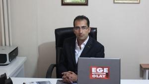 Ege Olay Gazetesi 6 yaşında