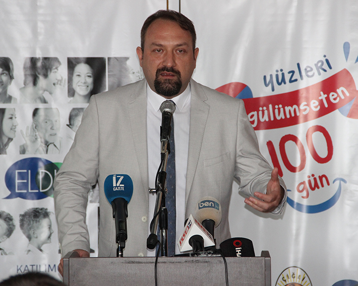 Gümrükçü'den 100 gün Çiğli raporu