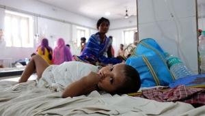 Hindistan'daki beyin iltihabı salgını büyüyor 214 ölü