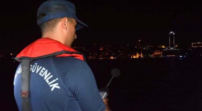 İstanbul Boğazı'nda ses denetimi yapıldı