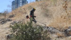 Karşıyaka Belediyesi'nden yangına karşı önlem!