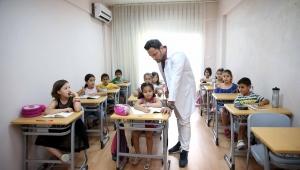 Karşıyaka'da ders zili çaldı