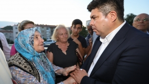 Srebrenitsa Buca'da unutulmadı