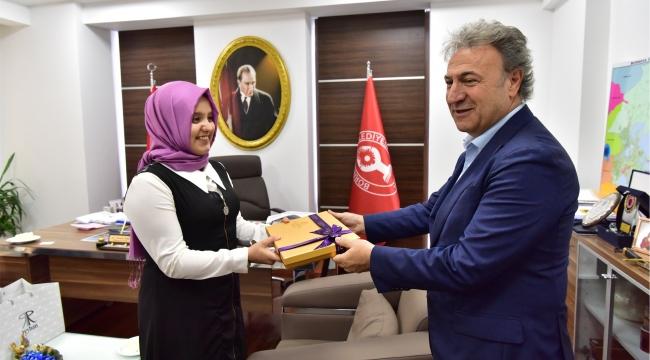Türkiye 366'ncısı Bornova Belediyesi Gençlik ve Eğitim Merkezi'nden