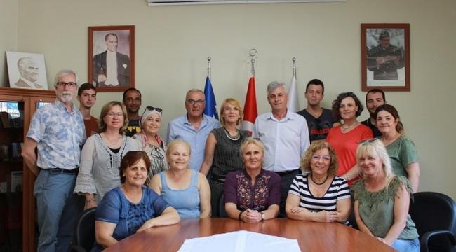 Volvodina TV'den Bosna Sancak Derneği'ne ziyaret