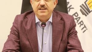AK Parti İzmir İl Başkanı Kerem Ali Sürekli Bayram mesajı
