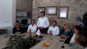 "AK Parti'li Dağ: ""CHP'de Söz Çok Ama Icraat Yok"