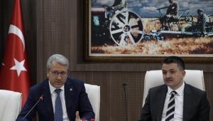 """""""BAKAN PAKDEMİRLİ'YE GÖNÜLLÜ OLDUĞUMUZU SÖYLEDİM"""""""