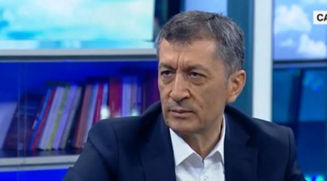Bakan Selçuk canlı yayında duyurdu: Soruşturma başlatıldı