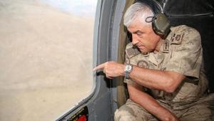Jandarma Genel Komutanı: Dağlar teröristlerden tamamen temizlendi