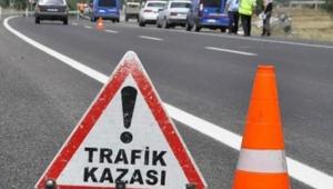 Kars Susuz'da trafik kazası: 7 yaralı