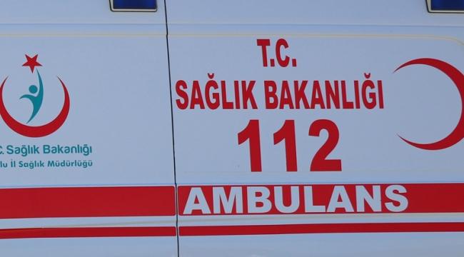 Kars'ta ekmek arabasının çarptığı 2 yaşındaki çocuk öldü.