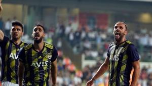 Medipol Başakşehir - Fenerbahçe maç sonucu: 1-2