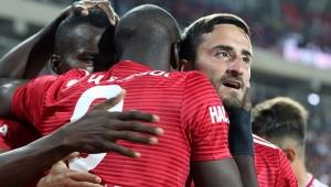Sivasspor Beşiktaş'ı dağıttı!