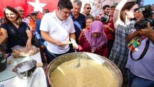Başkan Kılıç'tan özel sektöre ve köylülere bağcılık çağrısı