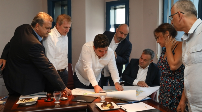 """Başkan Kılıç: """"Trafik sorunu 5 yılın sonunda tarihe karışacak"""""""
