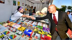 Başkan Soyer'den Fuar ziyareti