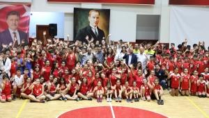 Bayraklı Belediyesi Spor Kulübü sezonu açtı