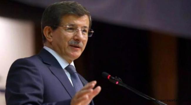 Davutoğlu'ndan ihraç kararına ilk tepki