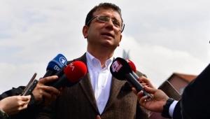 Ekrem İmamoğlu: Erdoğan kimi kastetti bilmiyorum