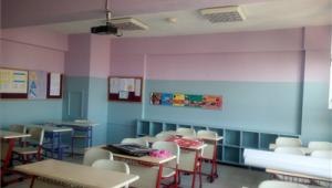 İzmir'in okullarına Büyükşehir'den destek