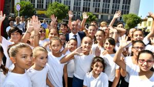 İzmir 'Kuruluş Seferberliği'ni başlatan şehirdir