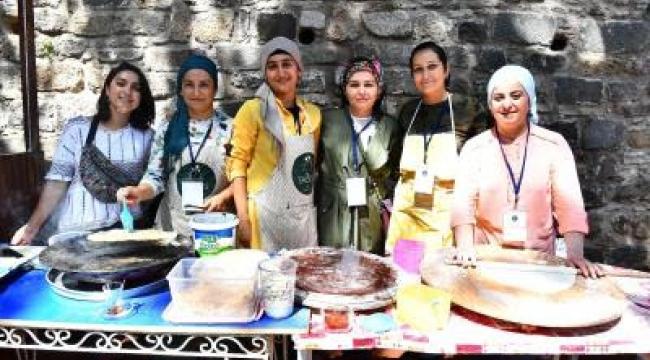 Kadifekaleli kadınlar kooperatif kurdu