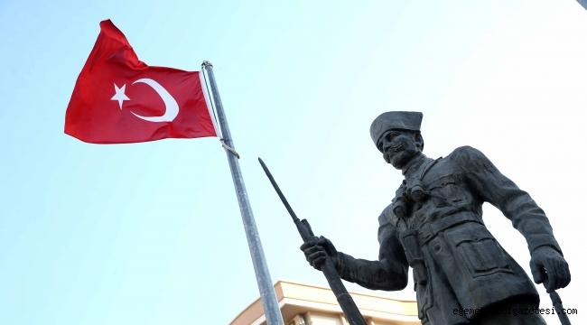 Karşıyaka'da 'Bombacı Ali Çavuş' unutulmadı