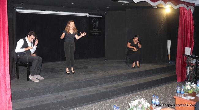Kuvayı Milliye Destanı çocuk mahkumlar için sahnelendi