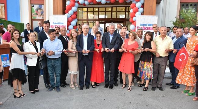 Narlıdere Belediyesi ilk kreşini açtı