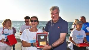 Narlıdere Deniz Festivali'nde kupa heyecanı