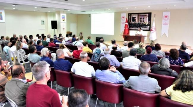 Yerel üreticilere kooperatifçilik eğitimi
