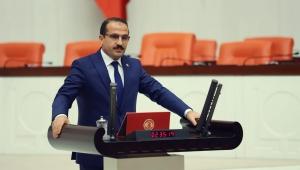 AK PARTİLİ KIRKPINAR'DAN SOYER'E KIBRIS TEPKİSİ