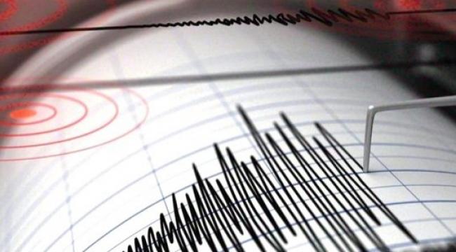 Çanakkale Biga'da 3,5 büyüklüğünde deprem