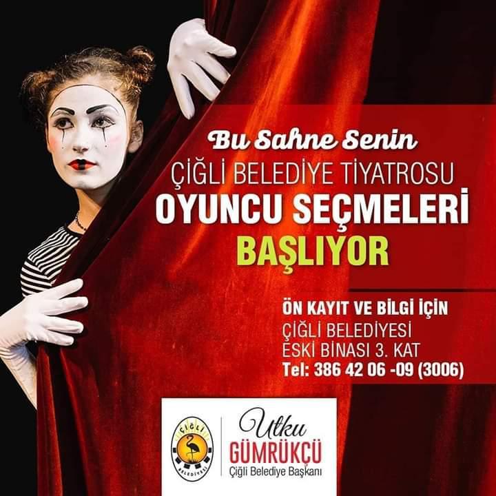 Çiğli'de Kültür Sanat Rüzgarı