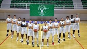 Haydi Bornova! Genç basketbolculara destek için salona