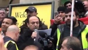 HDP'li Osman Baydemir'den Türkiye ve Başkan Erdoğan'a hakaretler yağdırdı.